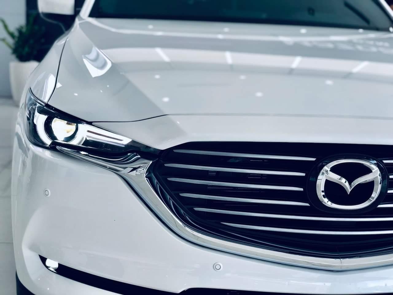 Mazda CX8: Giá xe Mazda CX8 2021 và khuyến mãi tháng 06/2021 mới nhất tại Việt Nam