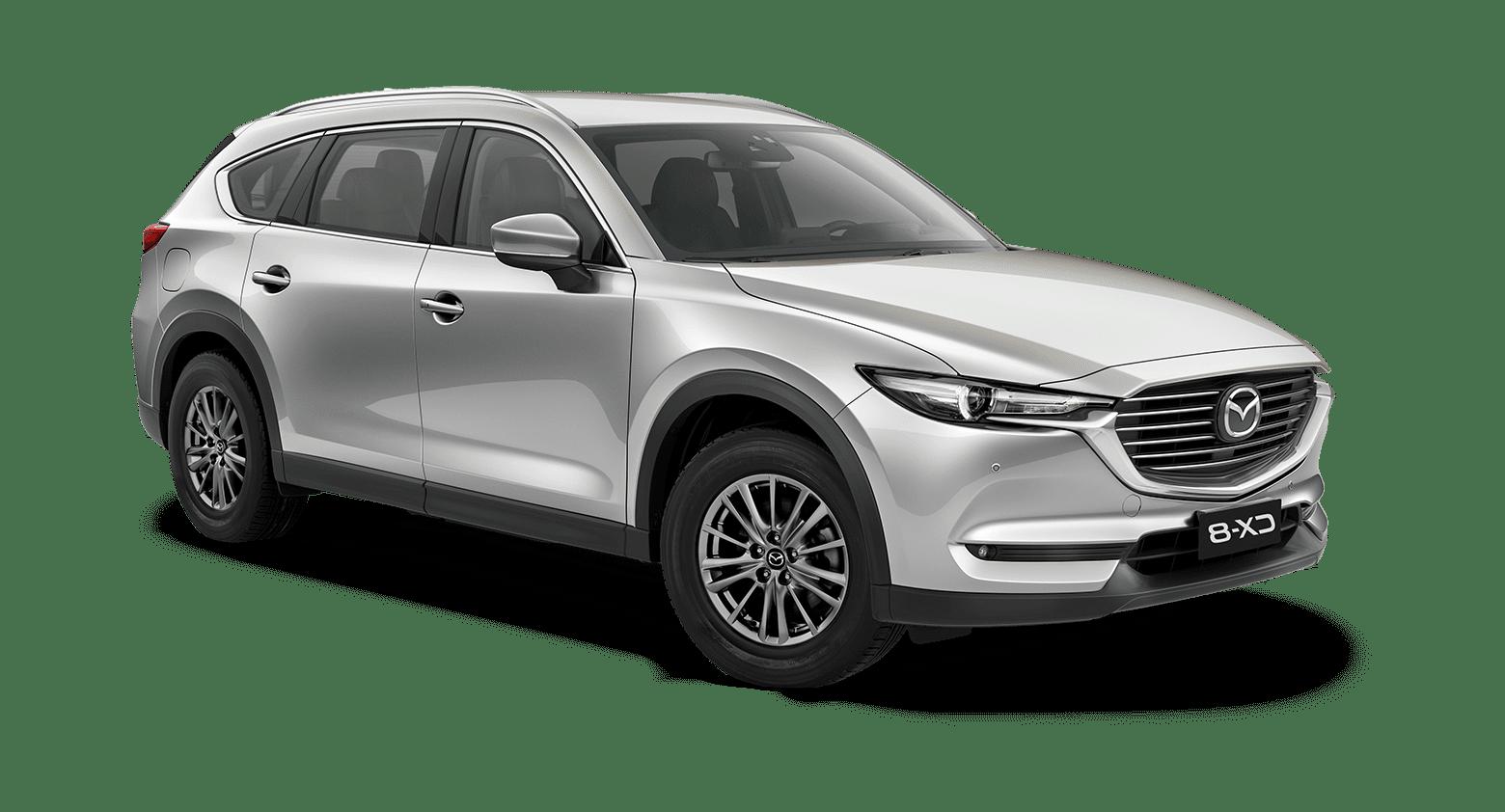 Mazda CX8 2020