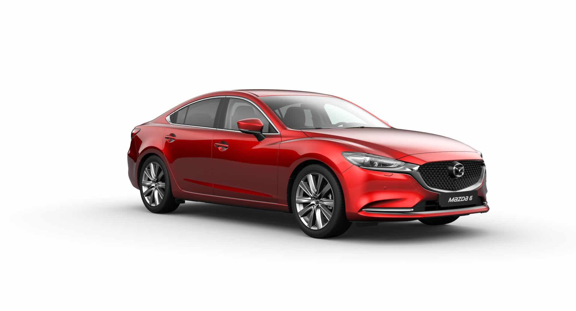New Mazda 6 2021