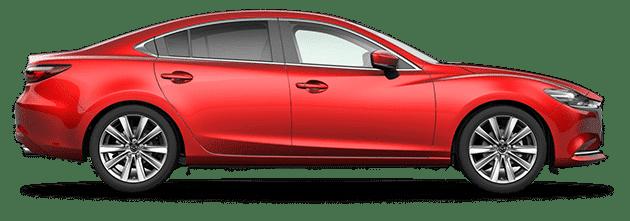 New Mazda 6 2020
