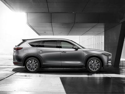 Những điểm mạnh giúp Mazda CX-8 Deluxe chinh phục khách Việt