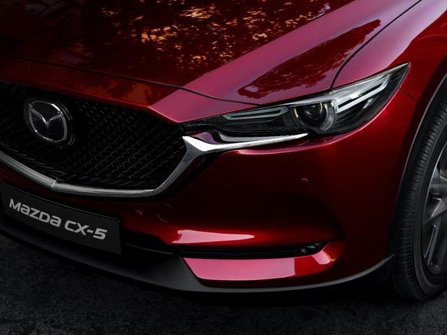Phân khúc SUV cỡ trung: Mazda CX-5 vẫn là lựa chọn hàng đầu