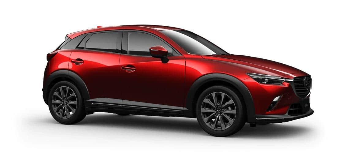 Mazda Cx3 2021